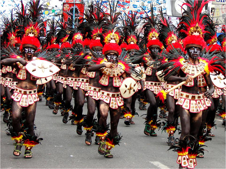Dinagyang Festival - January 26, 2014