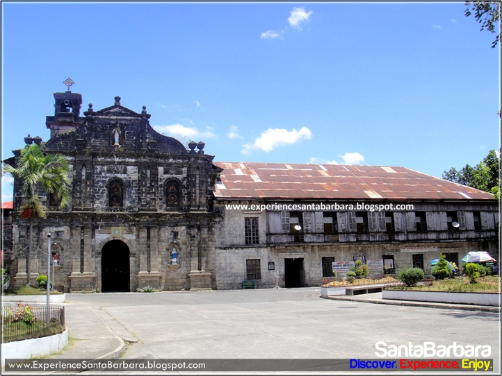 Historical-Church-and-Convent-in-Santa Barbara-Iloilo