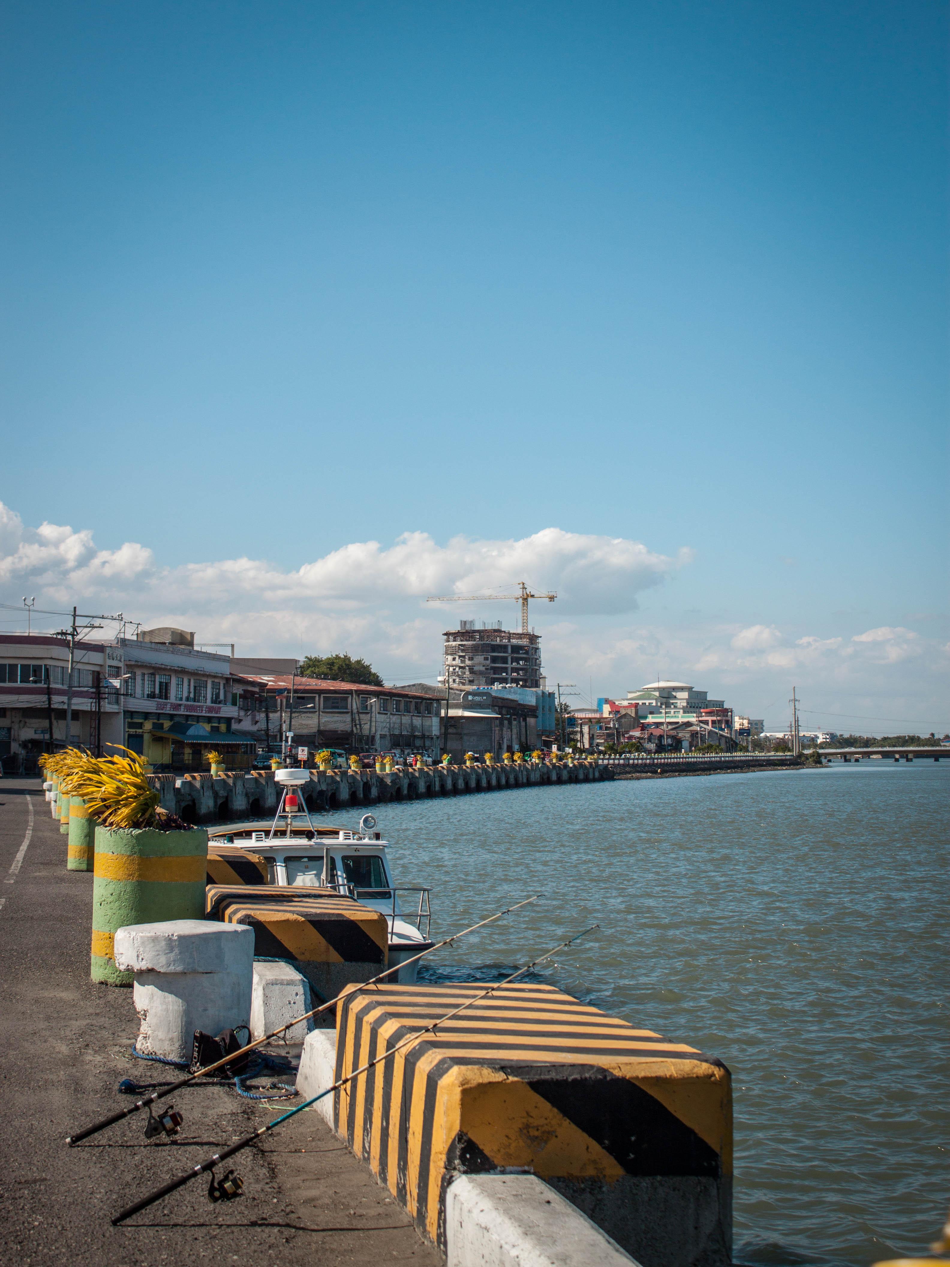 Iloilo River Wharf