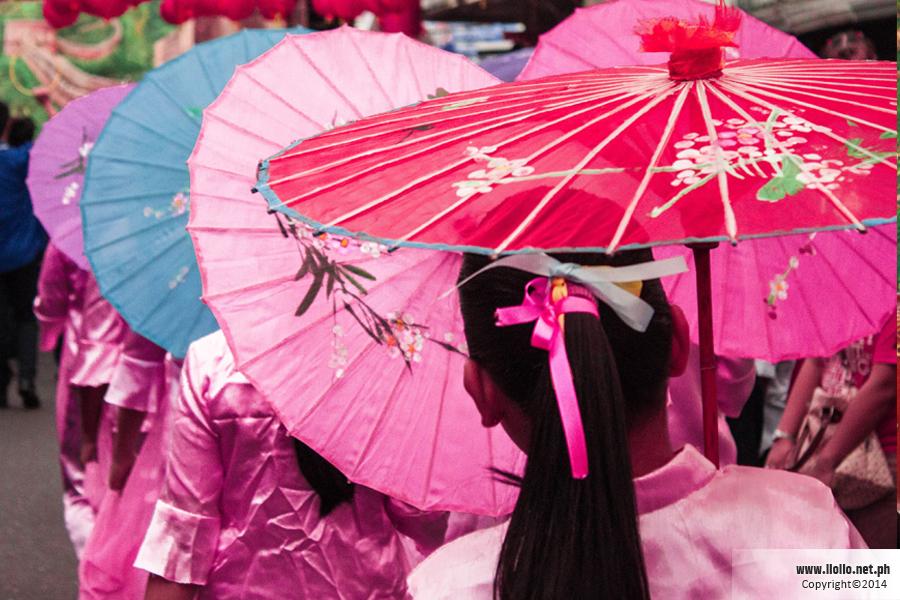 Sun Yat Sen Umbrellas