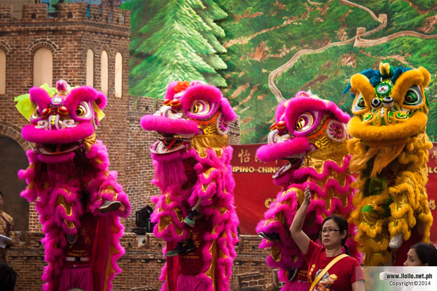 Dragon Performers