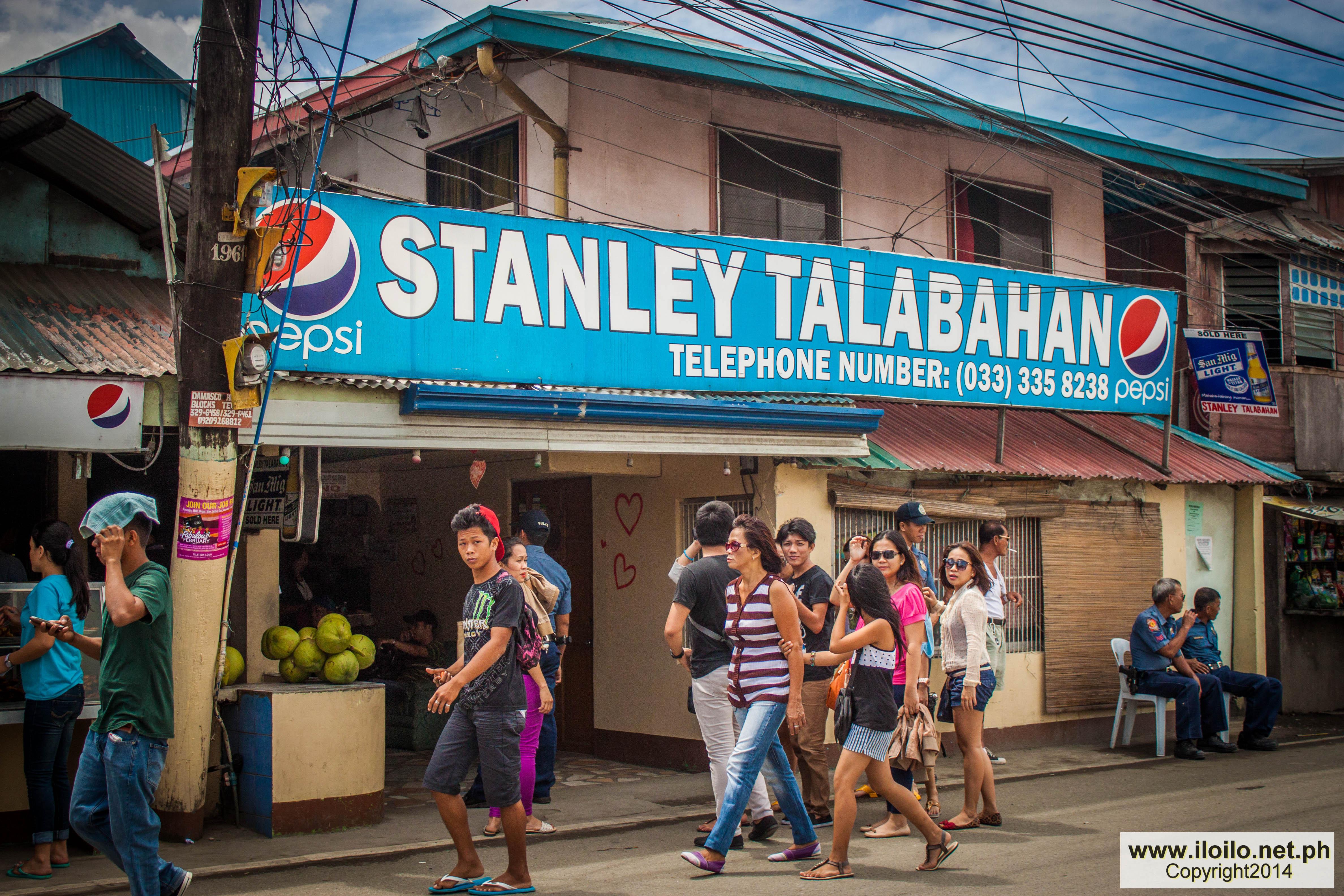 Stanley Talabahan