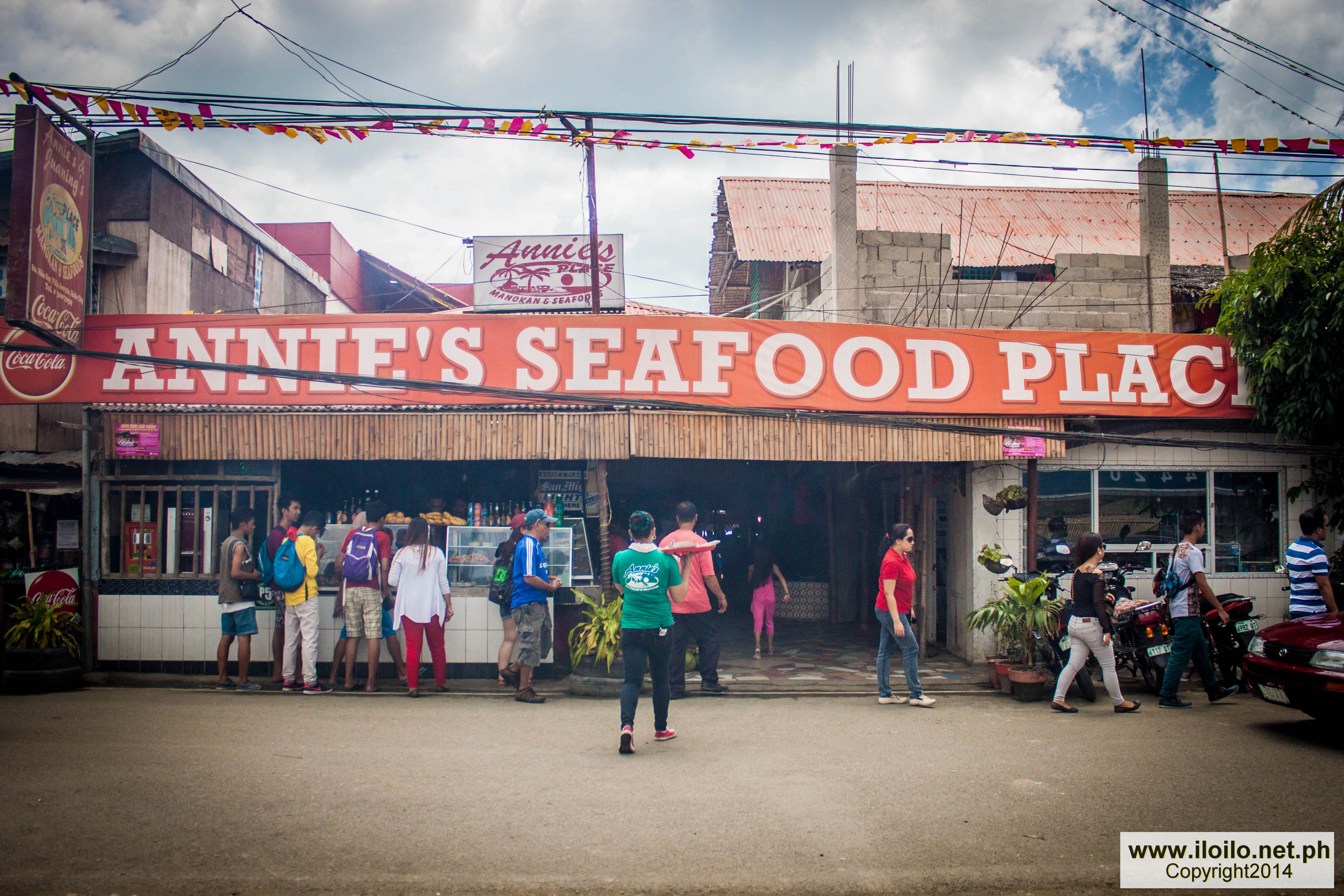 Annies Seafood Place